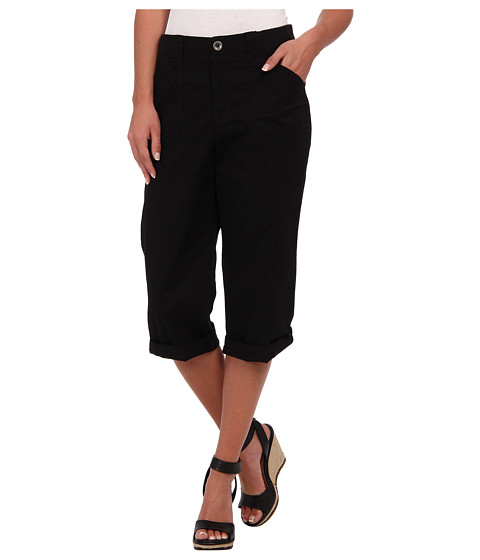 Pantaloni Jones New York - Jones New York Jeans - Poppy Capri - Black