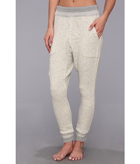 Pantaloni Alternative Apparel - Fairfax Sweatpant - Wheat