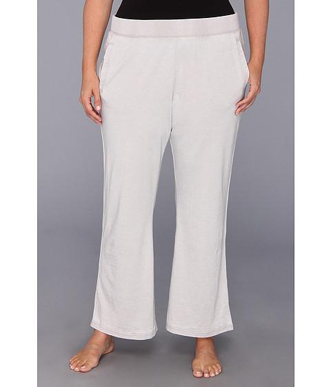 Pantaloni DKNY - Plus Size Burnout Yoga Pant - Greystone