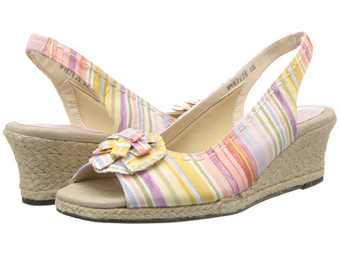 Sandale Ros Hommerson - Edith - Multi Striped Fabric