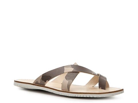 Pantofi Mercanti Fiorentini - Cross Strap Sandal - Grey