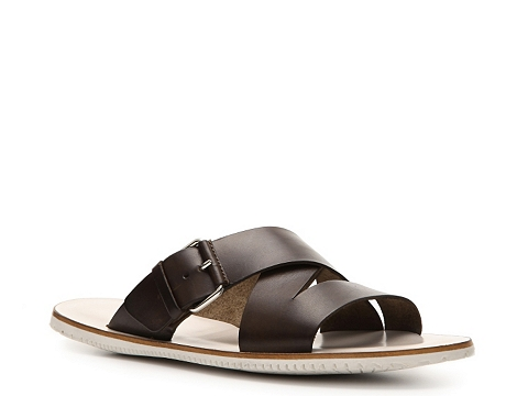 Pantofi Mercanti Fiorentini - Buckle Sandal - Brown