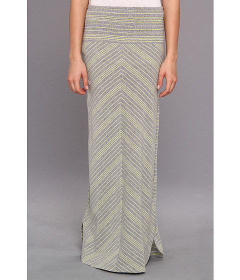 Fuste Rip Curl - Come Along Maxi Skirt - Heather Grey
