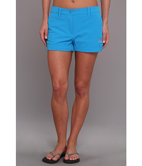 Pantaloni adidas - Hiking Stretch Shorts - Solar Blue
