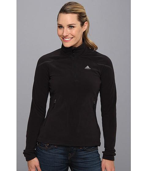 Bluze adidas - Hiking Reachout Pull Over Fleece - Black