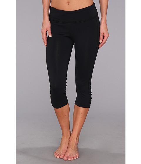 Pantaloni Carve Designs - Baya Capri - Solid Black