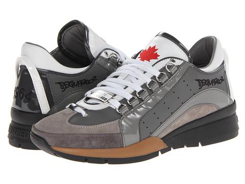 Adidasi DSQUARED2 - 551 Sneaker - Grey