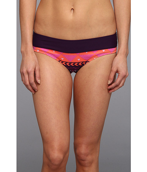 Costume de baie Carve Designs - Catalina Bikini Bottom - Tulum with Blackberry