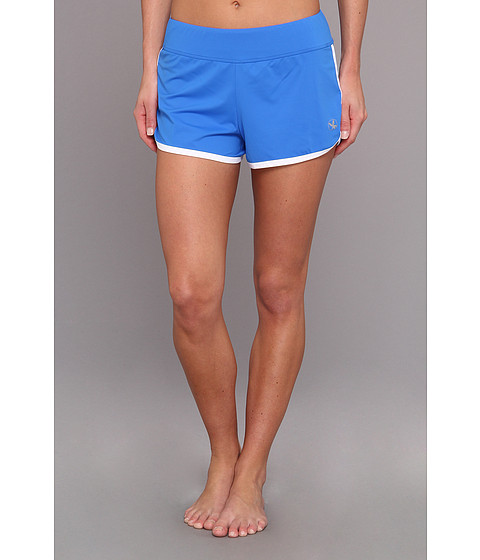 Costume de baie Carve Designs - Minna Short - Electric Blue