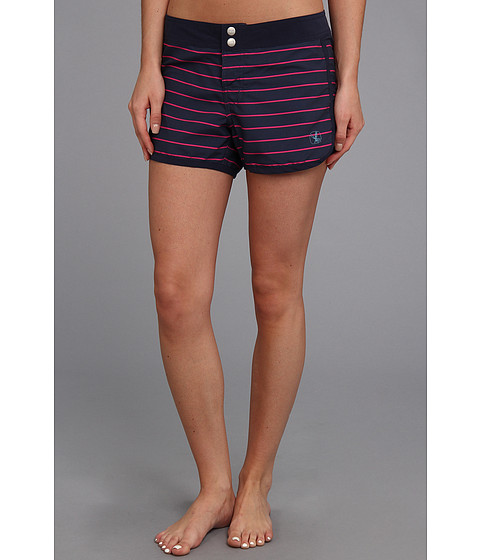 Costume de baie Carve Designs - Waimea Short - Indigo Beach with Indigo