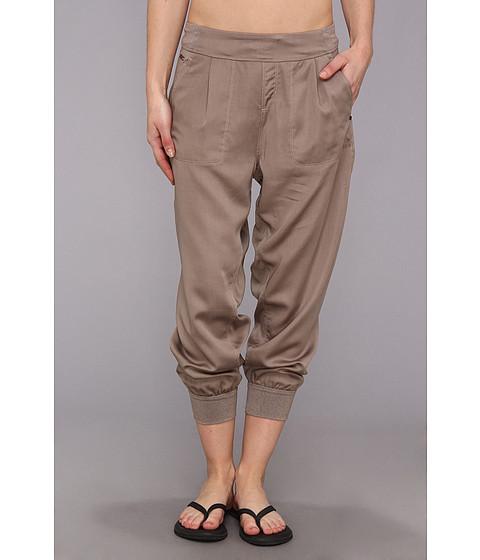 Pantaloni Lole - Amsterdam Capri - Driftwood