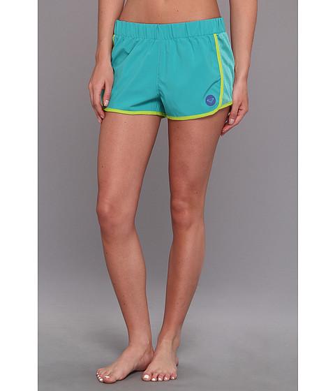 Costume de baie Roxy - Line Up Short - Baltic Blue