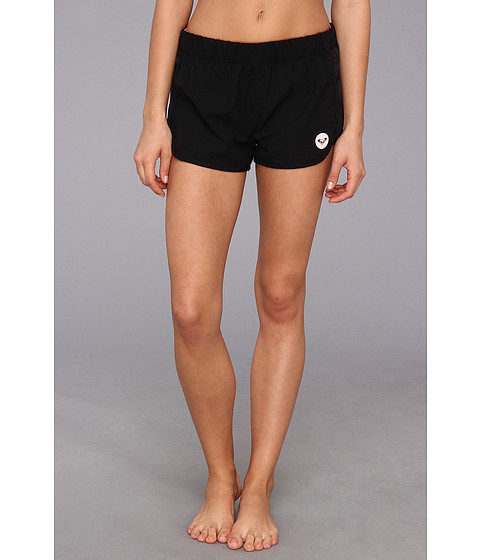 Costume de baie Roxy - Line Up Short - True Black