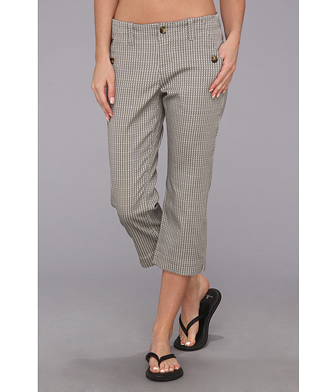 Pantaloni Lole - Promenade Capri - Warm Grey Henna