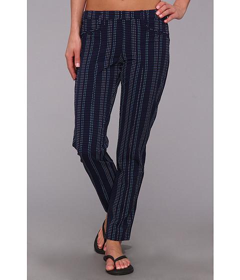 Pantaloni Lole - Ready 2 Pant - Evening Blue Tech Stripe