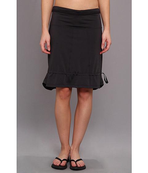 Fuste Lole - Touring 2 Skirt - Black Dip Dye Stripe