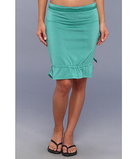 Fuste Lole - Touring 2 Skirt - Glade Green Blue Dip Dye Stripe