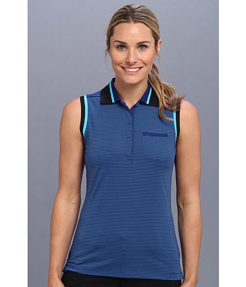 Bluze Lole - Annika Polo - Solidate Blue Air 49