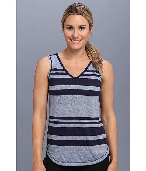 Bluze Lole - Dune Tank Top - True Blue Linen Stripe