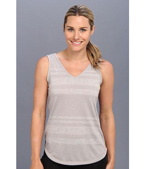Bluze Lole - Dune Tank Top - Warm Grey Linen Stripe