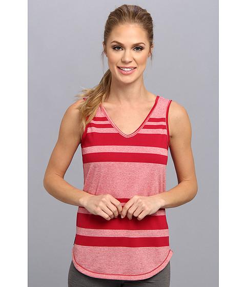 Bluze Lole - Dune Tank Top - Pomegranate Linen Stripe