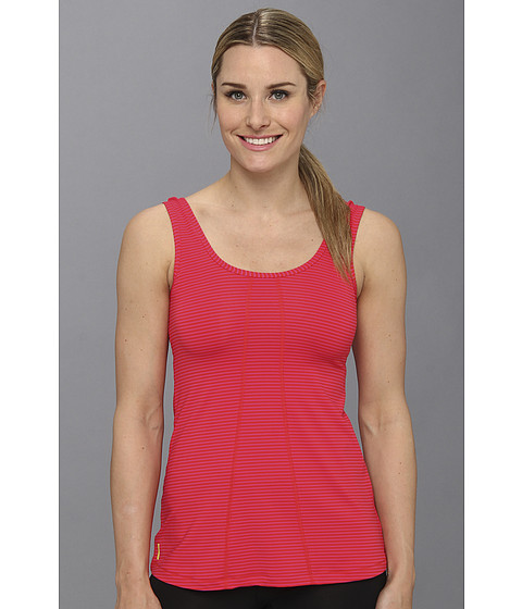 Bluze Lole - Fancy Tank - Pomegranate Stripe