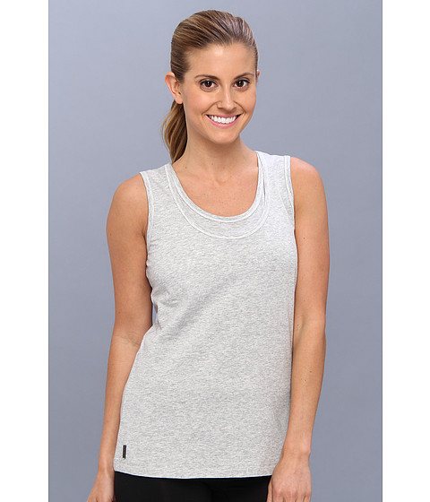 Bluze Lole - Hug Top - Warm Grey Heather