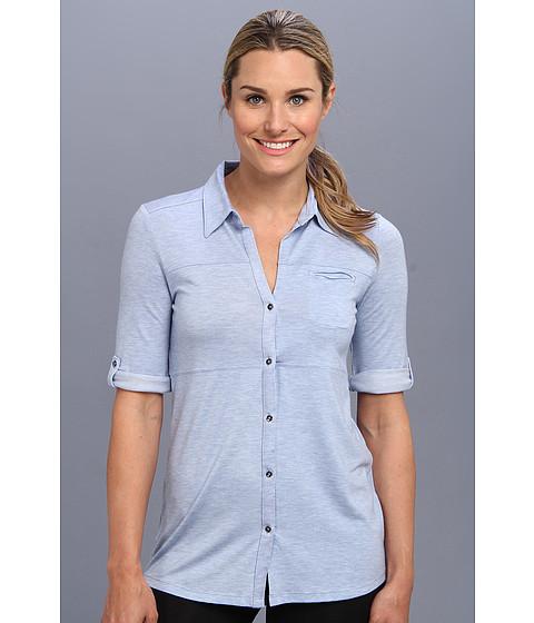 Bluze Lole - Rosy Shirt - Sail Blue Heather