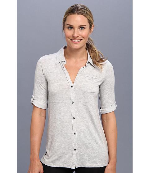 Bluze Lole - Rosy Shirt - Warm Grey Heather
