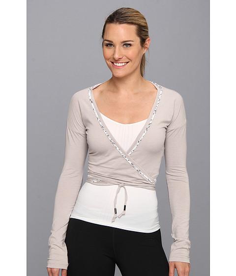 Bluze Lole - Sukha Cardigan - Warm Grey