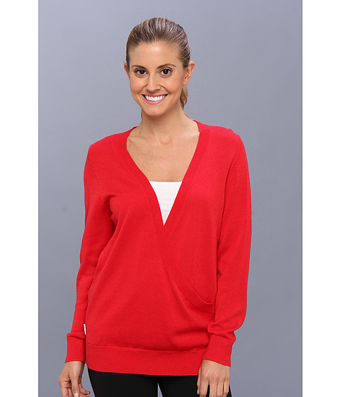 Bluze Lole - Swing Sweater - Pomegranate