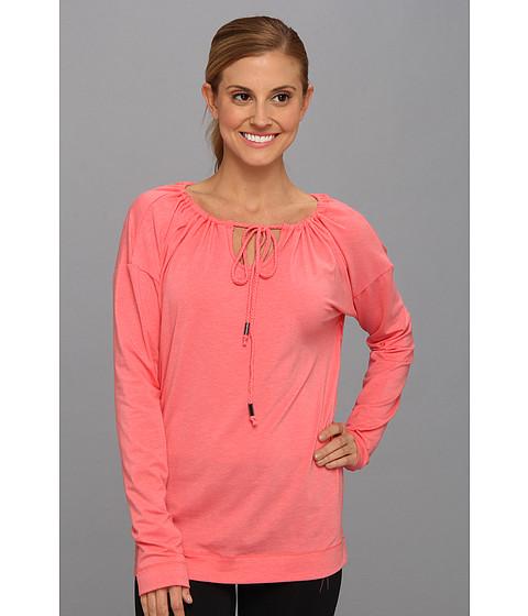 Bluze Lole - Tulasana Top - Pink Coral