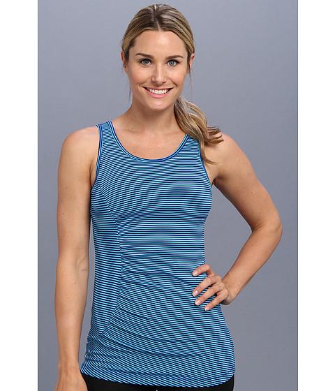 Bluze Lole - Twist Tank - Solidate Blue Stripe