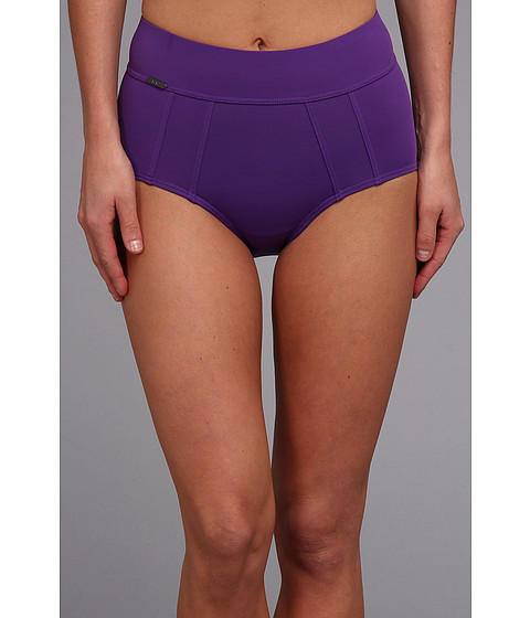 Costume de baie Lole - Matira High Bottom - Island Purple
