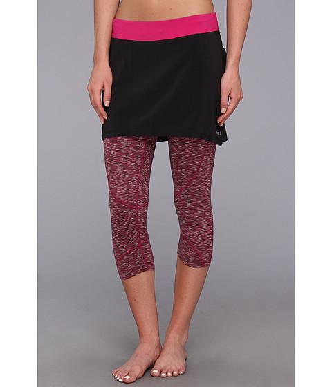 Pantaloni Marmot - Lateral Capri Skirt - Black/Lipstick