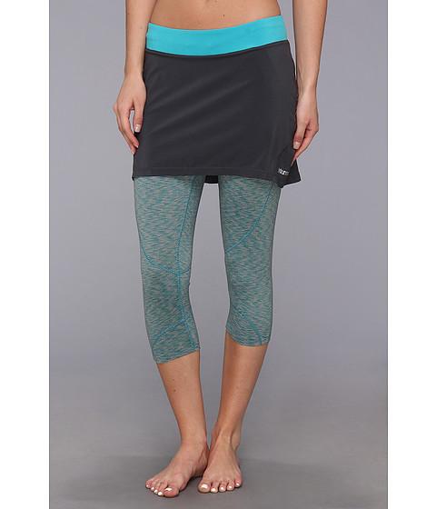 Pantaloni Marmot - Lateral Capri Skirt - Dark Steel/Ceramic Blue