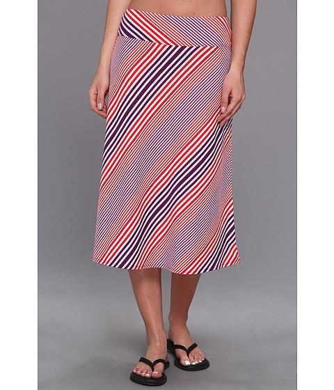 Fuste Marmot - Asha Skirt - Hot Coral