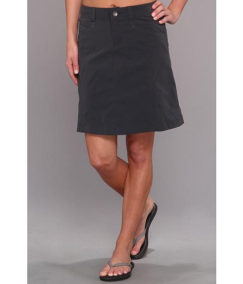 Fuste Marmot - Riley Skirt - Dark Steel 1