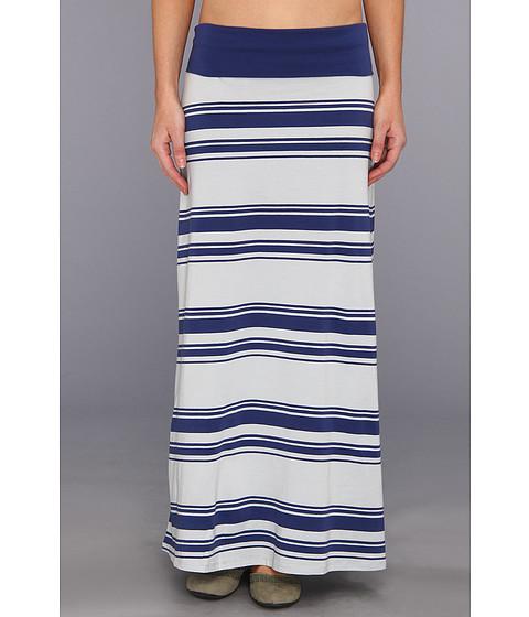 Fuste Horny Toad - Keyboard Skirt - Breton Blue Stripe