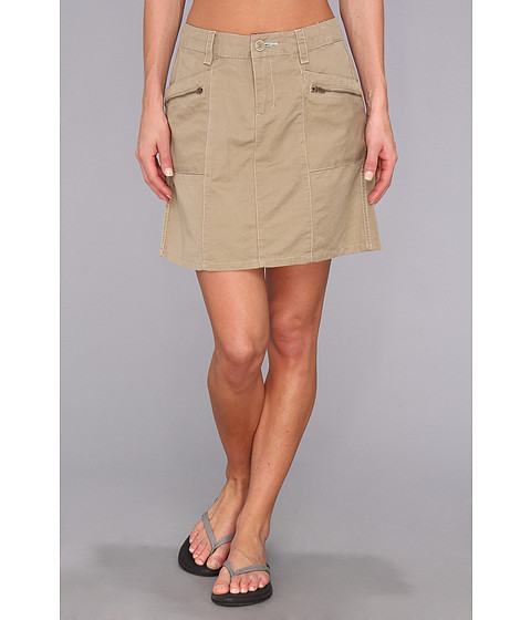 Fuste Horny Toad - Swept Away Skirt - True Khaki