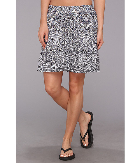 Fuste Prana - Kate Skirt - Black Mayan