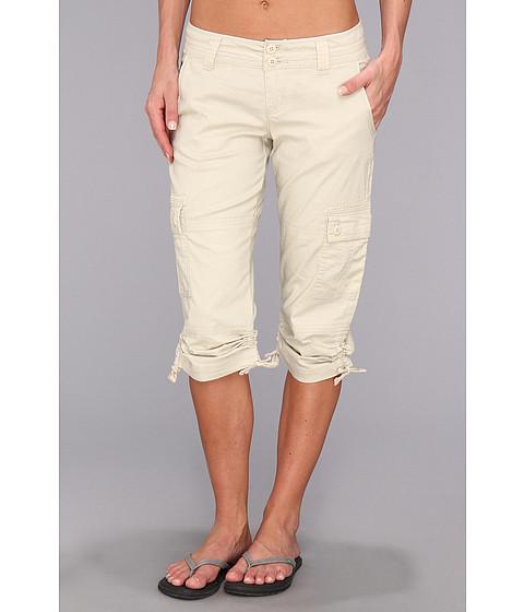 Pantaloni Prana - Kelly Capri - Stone