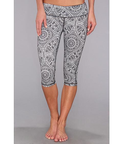 Pantaloni Prana - Maison Knicker - Black Mayan