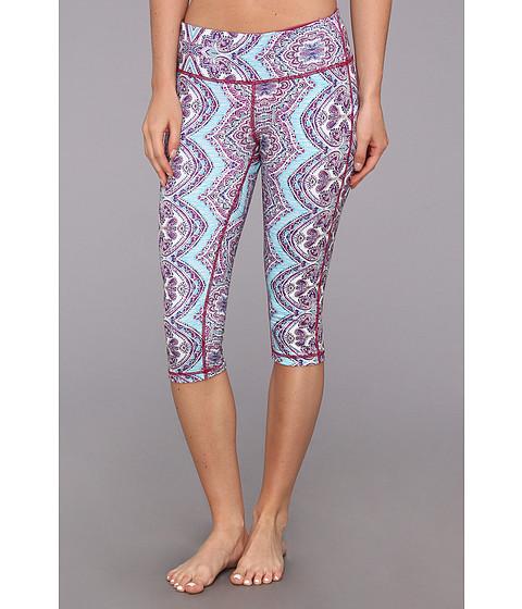 Pantaloni Prana - Maison Knicker - Sail Blue Bali