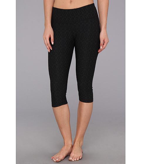 Pantaloni Prana - Misty Knicker - Black Jacquard