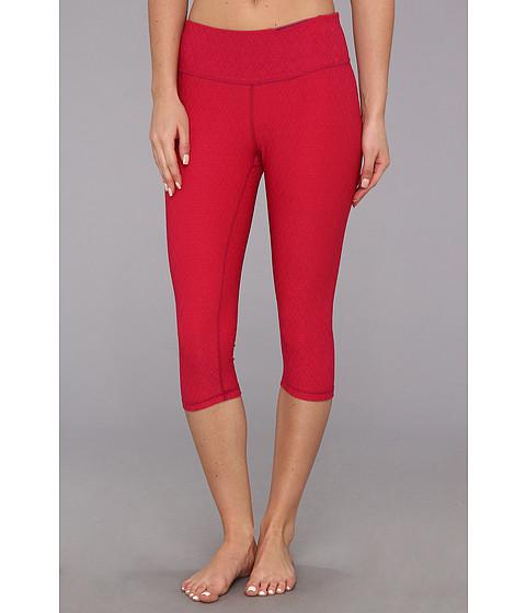 Pantaloni Prana - Misty Knicker - Boysenberry Jacquard