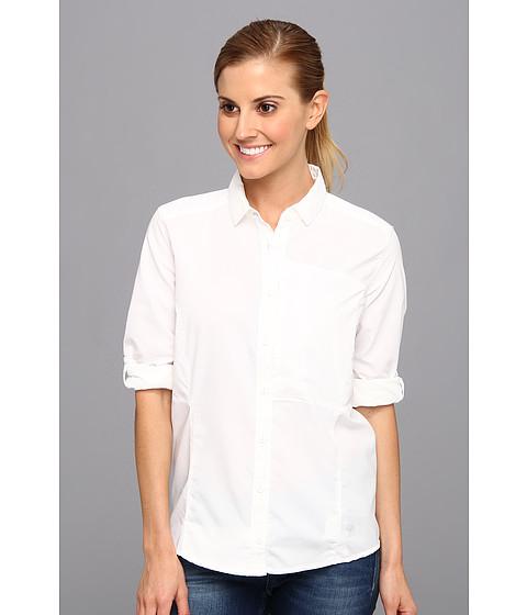 "Camasi Mountain Hardwear - Canyonâ""¢ L/S Shirt - White"
