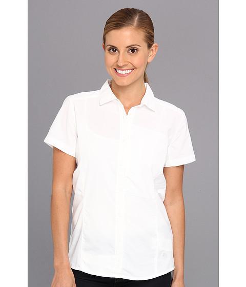 "Camasi Mountain Hardwear - Canyonâ""¢ S/S Shirt - White"