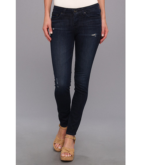 Blugi Big Star - Alex Mid Rise Skinny Jean in 4 Year Boccaccio - 4 Year Boccaccio