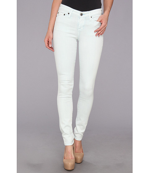 Blugi Big Star - Alex Mid Rise Skinny Jean in Cloud - Cloud